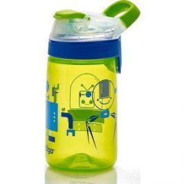 Детская бутылочка для воды 0.42 л Contigo Gizmo Sip (contigo0473) зеленый