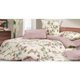 Комплект постельного белья Ecotex Евро, сатин, Флоренция (КГЕФлоренция)