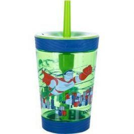 Детский стакан для воды с трубочкой 0.42 л Contigo contigo0770 зеленый