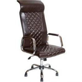 Кресло Алвест AV 136 CH (131) CX экокожа 221 шоколад