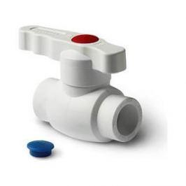 Кран Pro Aqua PP-R W пластиковый шаровый 40