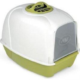 Био-туалет MPS PIXI салатовый 52x39x39h см для кошек