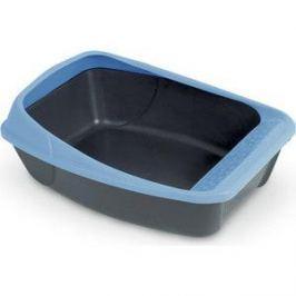 Туалет MPS VIRGO с рамкой 52x39x20h см для кошек (цвета в ассортименте)