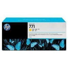 Картридж HP N771 желтый (CE040A)