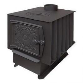 Отопительная печь Профессоръ Бутаковъ EZ Гимназист-3 EZ с чугуной варочной плитой