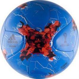 Мяч футбольный Adidas Krasava Praia AZ3196 р.5, сертификат FIFA PRO (для пляжного футбола)