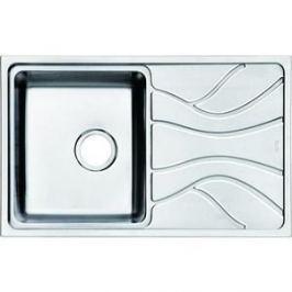 Кухонная мойка IDDIS Reeva 480x780 шелк (REE78SLi77)