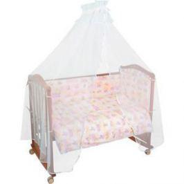 Борт в кроватку Тайна снов Топтыжки Розовый (БТТ-0411167/2)