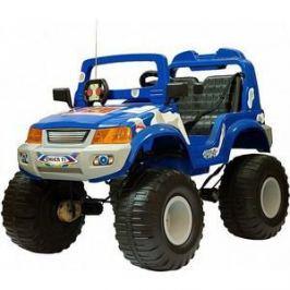 Электромобиль CHIEN TI OFF-ROADER (CT-885R 4x4) синий камуфляж