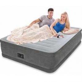 Надувной матрас-кровать Intex Comfort-plush high 152х203х56 см (64418)