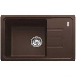Кухонная мойка Franke BSG 611-62 шоколад (114.0391.174)