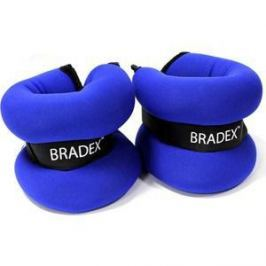 Утяжелители Bradex 1,5 кг пара Геракл Экстар