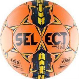 Мяч футбольный Select Brillant Super FIFA ORANGE 810108-065 р.5