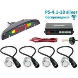 Беспроводной парктроник Blackview PS-4.1-18 WIRELESS SILVER