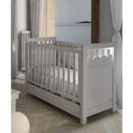 Кроватка Micuna Amelia Aran Luxe Relax 120*60 white