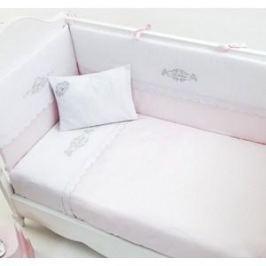 Постельное белье Funnababy Princess 5 предметов 120*60 (Э0000000558)