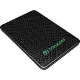 Внешний жесткий диск Transcend 128Gb Portable SSD (TS128GESD400K)