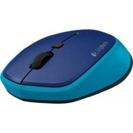 Мышь Logitech M335 Blue