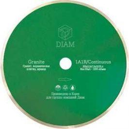 Диск алмазный Diam 180х25.4мм Granite