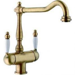Смеситель для кухни под фильтр Franke Old England Clear Water золото (115.0370.685)