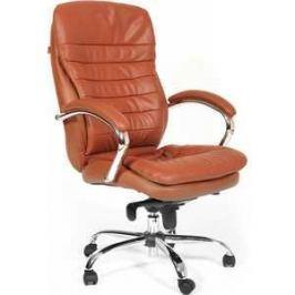 Офисное кресло Chairman 795 коричневый