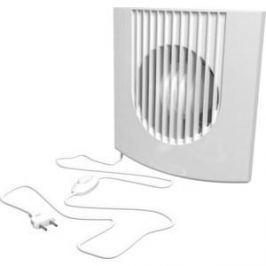 Вентилятор Era осевой вытяжной с сетевым кабелем и выключателем D 100 (FAVORITE 4-01)