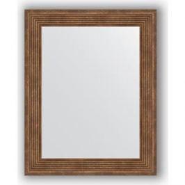 Зеркало в багетной раме Evoform Definite 39x49 см, сухой тростник 51 мм (BY 1346)