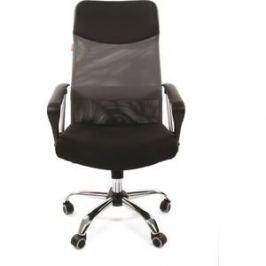 Офисное кресло Chairman 610 черный/серый