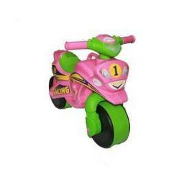 Байк музыкальный DOLONI Sport розовый/зеленый (0139/3)