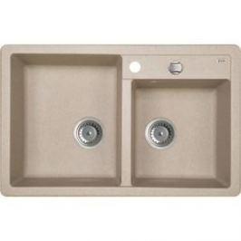 Кухонная мойка IDDIS Vane G 500x780 песок (V23P782i87)