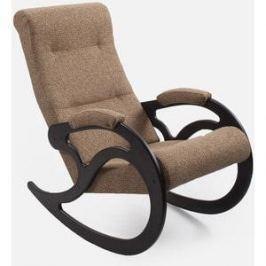 Кресло-качалка Мебель Импэкс МИ Модель 5 венге, обивка Malta 17