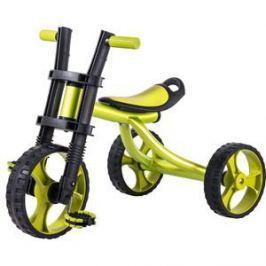 Детский трехколёсный велосипед Vip Lex VipLex 706B (зеленый)