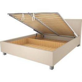 Кровать OrthoSleep Ниагара бисквит механизм и ящик 140х200