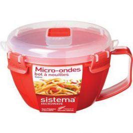 Кружка для лапши Sistema Microwave 0.94 л (1109)