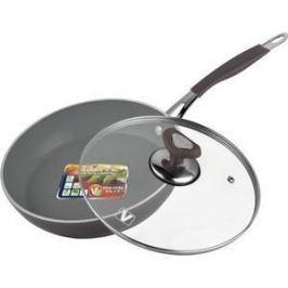 Сковорода с крышкой d 26 см Vitesse Renaissance (VS-2517 GRY)