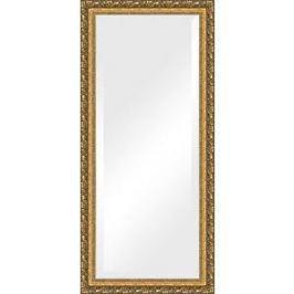 Зеркало с фацетом в багетной раме поворотное Evoform Exclusive 75x165 см, виньетка бронзовая 85 мм (BY 1310)