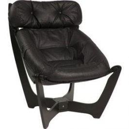Кресло для отдыха Мебель Импэкс МИ Модель 11 венге каркас венге, обивка Dundi 108
