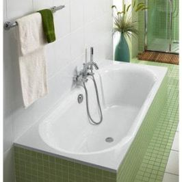 Ванна квариловая Villeroy Boch Pavia 170х75см с ножками (UBQ170PAV2V-01)