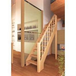 Лестница деревянная ЛЕСЕНКА ЛЕС-715 универсальная