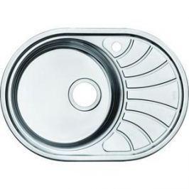 Кухонная мойка IDDIS Suno 460x650 шелк (SUN65SLi77)