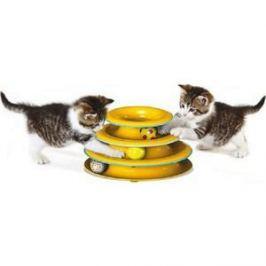 Игрушка Petstages Tower of Tracks трек 3 этажа диаметр основания 24см для кошек