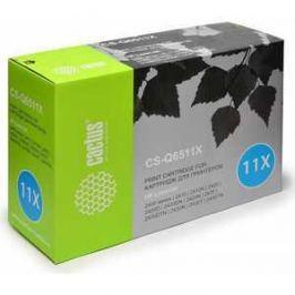 Картридж Cactus Q6511X (CS-Q6511X)