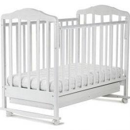 Кровать детская СКВ Компани Березка колесо (121111)