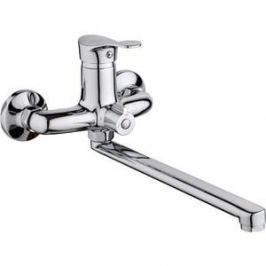 Смеситель для ванны РМС SL86 с длинным изливом (SL86-006E)