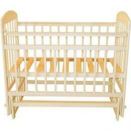 Кроватка Briciola Briciola-14 маятник поперечный, без ящика, слоновая кость (BR1411)