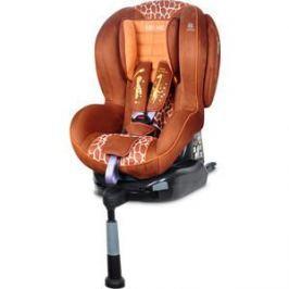 Автокресло Welldon Royal Baby SideArmor & CuddleMe ISO-FIX Giraffe Talk