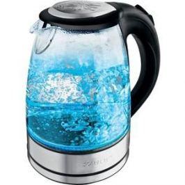 Чайник электрический Scarlett SC-EK27G14 черный