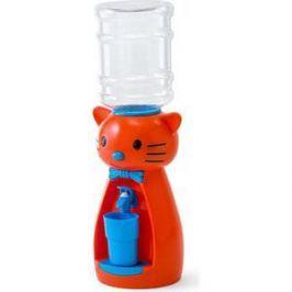VATTEN kids Kitty Orange (со стаканчиком)