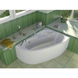 Акриловая ванна Alpen Terra R 160x105, правая (комплект)
