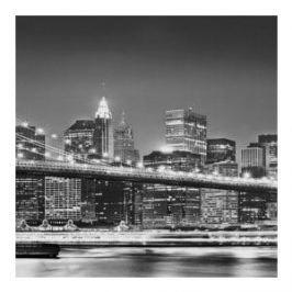 Фотообои Komar Brooklyn Bridge (3,68х1,24 м) (XXL2-320)